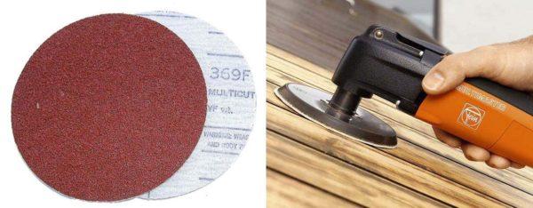 После закрепления шлифовального круга нужно выполнить проверку инструмента