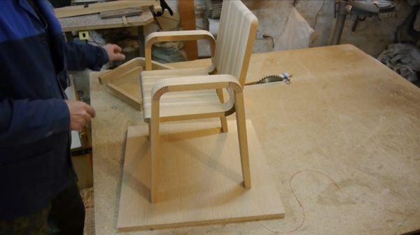 Альтернативный вариант стула