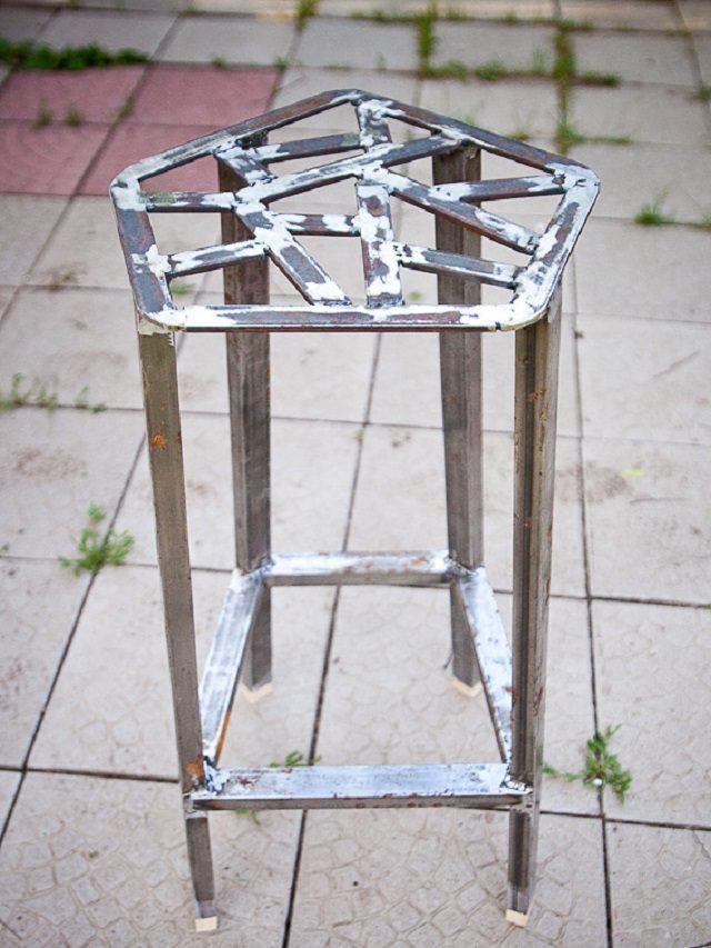 Черновой вариант стула