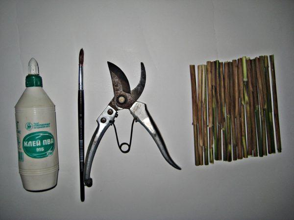 Что требуется для декорирования домика