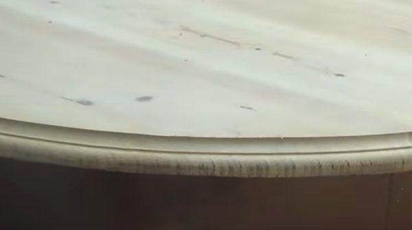 Деталь после фрезеровки