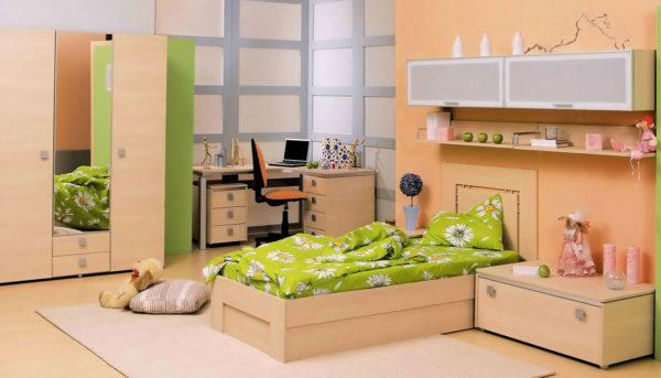 Детская мебель индивидуального изготовления