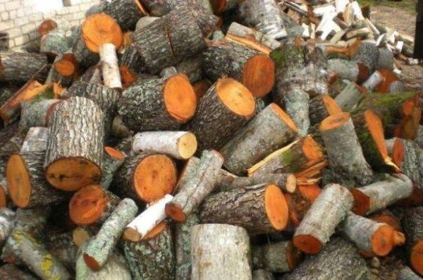 Используйте дубовые или кленовые чурки