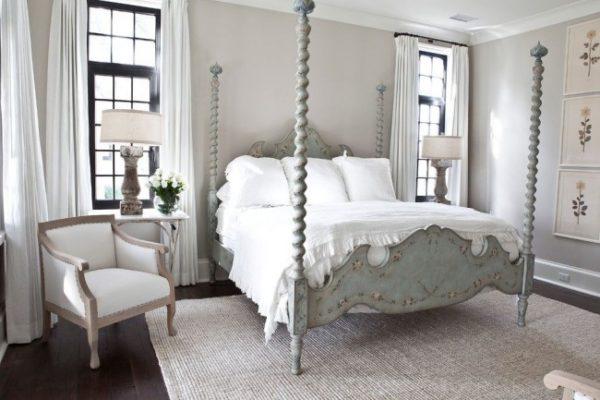 Кровать для титулованной особы