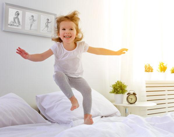 Мебель в детской должна подбираться с учетом качественности и прочности материалов