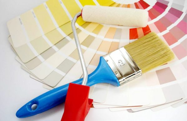 Набор для покраски конструкции
