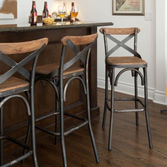 Несколько раз проверяйте измерения при изготовлении стульев