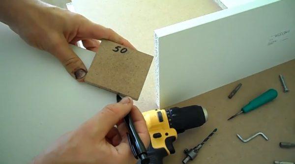 При создании ящика можно работать и без шаблона, однако он значительно упрощает работу