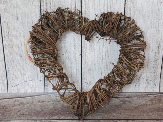 Рамка в форме сердца