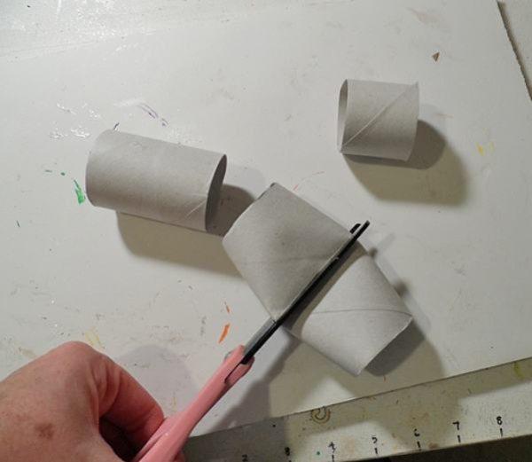Разрезаются втулки