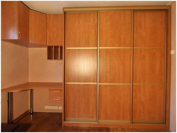 Сборка дверей шкафа-купе своими руками