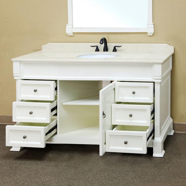 Тумбы для ванной могут совмещать в себе функции комода, умывальника, бельевой корзины и прочих предметов