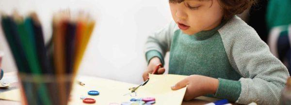 Ребенка нужно активно вовлекать в творческий процесс