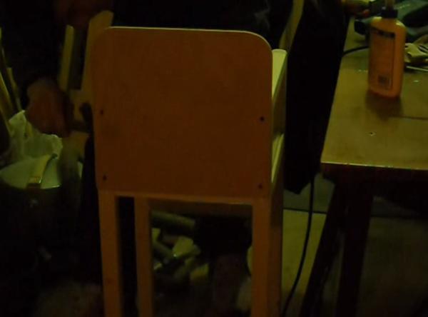 Спинка стула