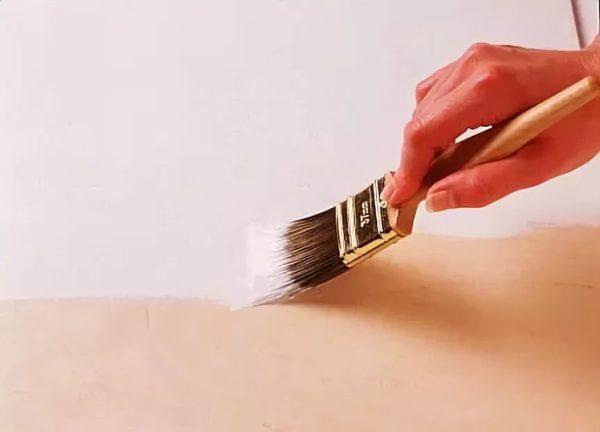 Выбирайте экологичную краску без запаха!