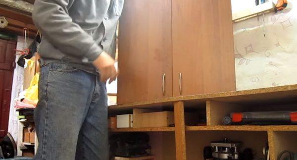 Шкафчик в сборе