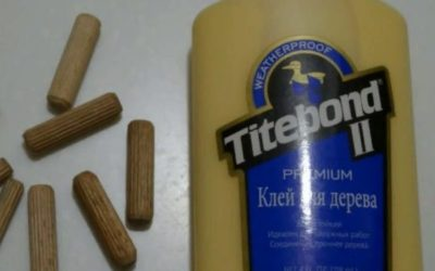 Шкант деревянный (чопик)