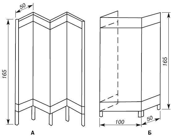 Чтобы правильно рассчитать количество материала, нужно составить чертеж конструкции