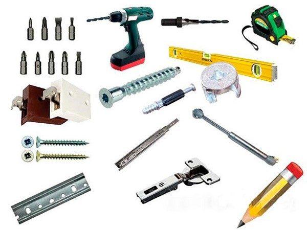 Подготовим нужные инструменты