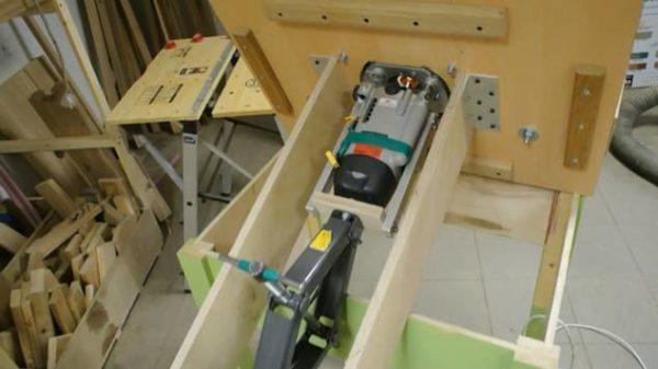 Конструкция станка должна быть максимально простой и одновременно надежной