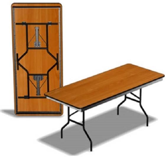 Стол со складными ножками - стильное и функциональное изделие