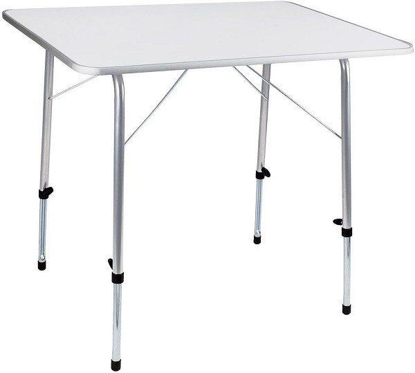 Простой телескопический стол максимально функционален