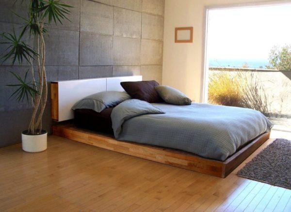 Соблюдение рекомендаций по размещению кроватей позволит исключить ошибки организации пространства