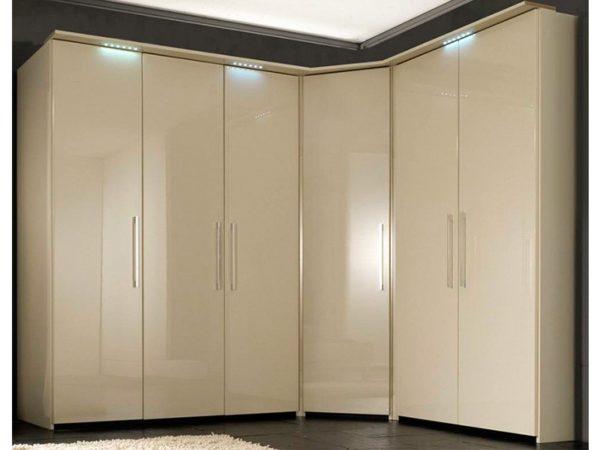 Шкаф из МДФ выглядит эстетично и может быть представлен в массе расцветок