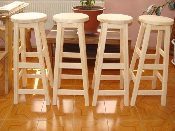 Барные стулья, сделанные своими руками