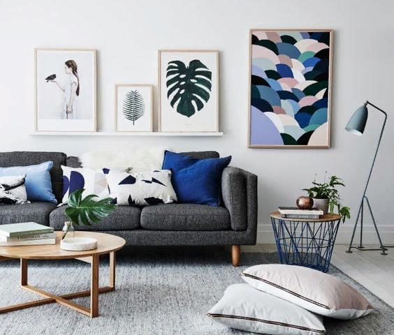 Декоративные изделия лучшим образом впишутся в интерьер любого стиля