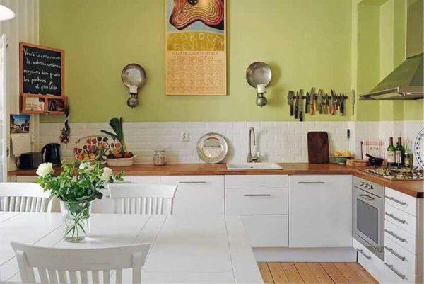 Делать уборку на кухне без верха – быстро и удобно