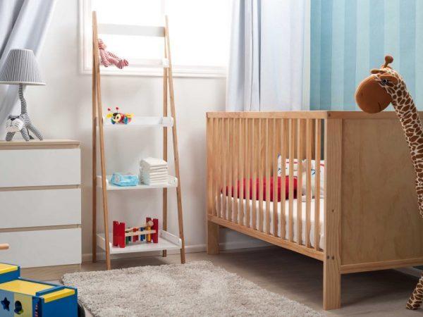 Детская кровать должна быть безопасной