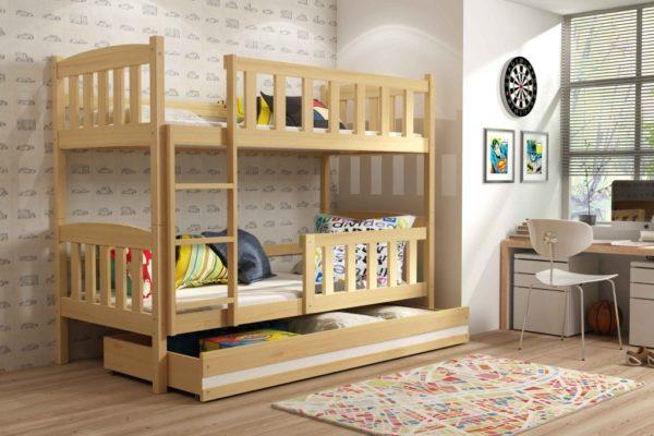 Двухъярусная кровать BS 384