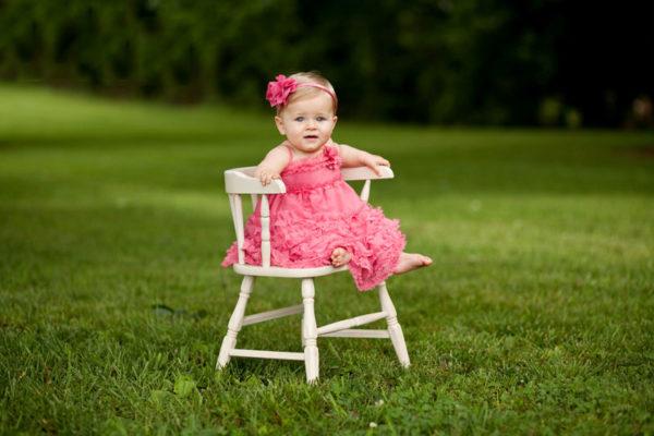 Форма стульчика (как и любого другого предмета в детской) должна быть обтекаемой