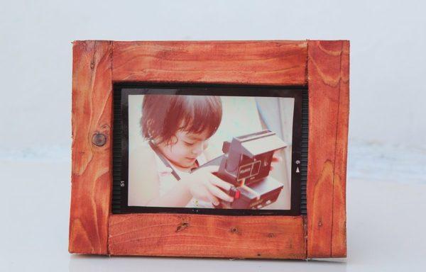 Готовая рамка с фотографией