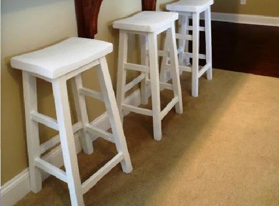 Готовый вариант стула