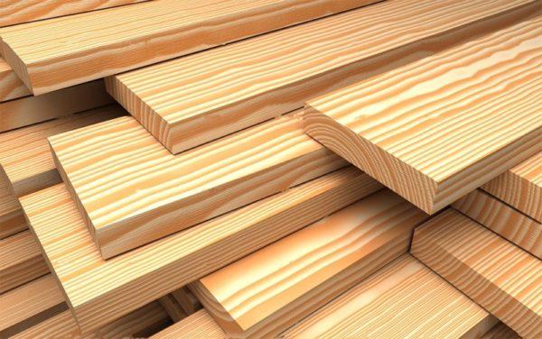 Из древесины чаще всего делают мебель