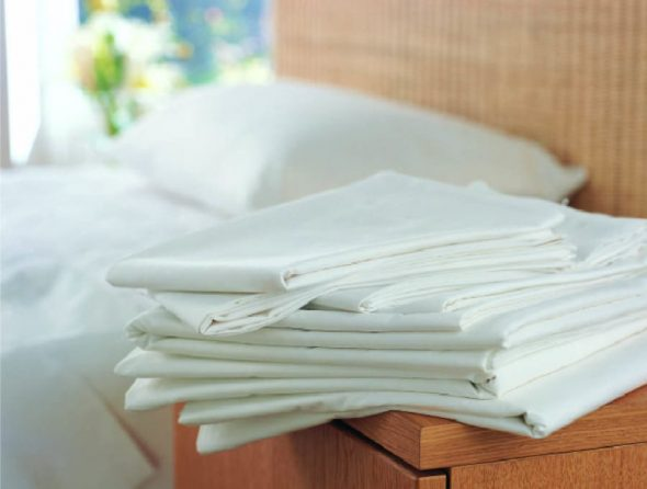 Как накрахмалить ткань