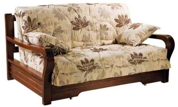 Как собрать диван-аккордеон - схема сборки