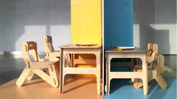 Когда дело касается детской мебели, дизайн очень часто приносится в жертву эргономике, но и в таком случае мебель подчас оказывается недолговечной