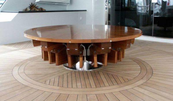 Круглый стол-трансформер