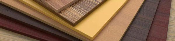 МДФ с ламинированной поверхностью лучшим образом подходит для изготовления бюджетной мебели