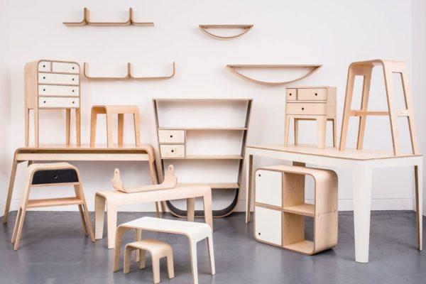 Мебель из фанеры для ребенка