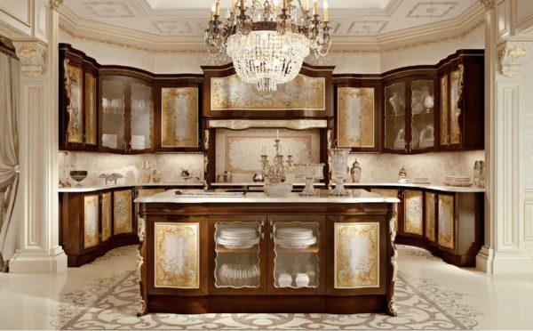 Мебель может поставляться в готовом и разборном виде