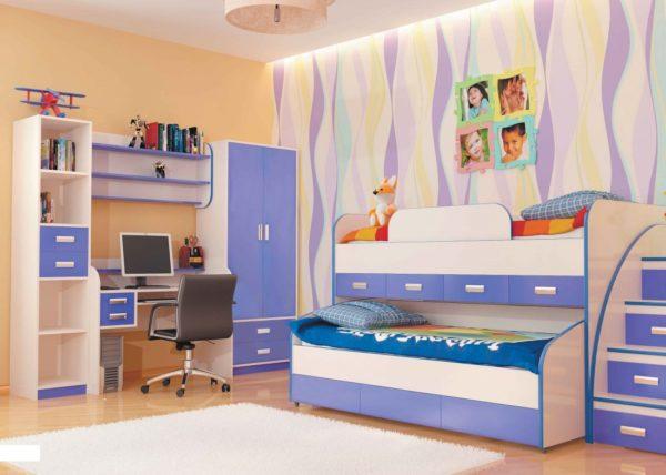 Мебель в детскую из ДСП