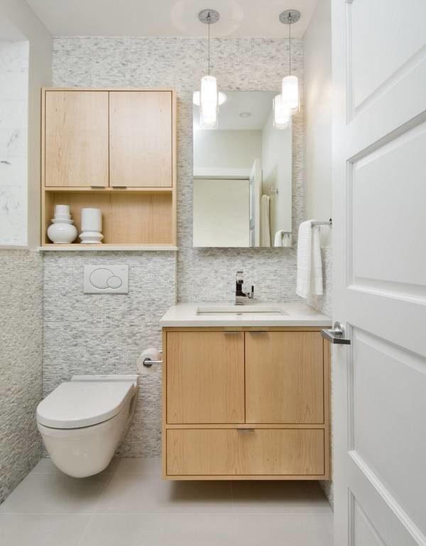 Мебель в туалете