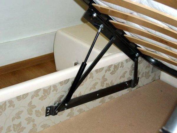 Механизм подъема кровати