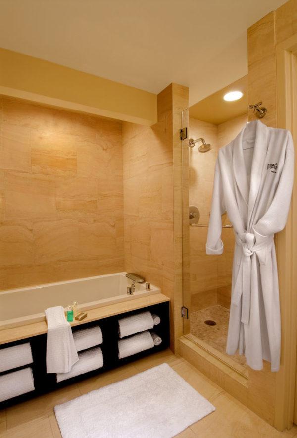 Места хранения в ванной