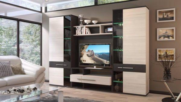 Модульная мебель идеально сочетается между собой и подбирается под конкретные требования заказчика