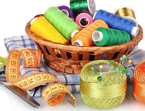 Набор принадлежностей для шитья